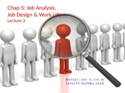 MGT351_Lecture 3_Job Analysis.pptx