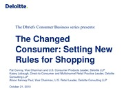 changed consumers slidesw