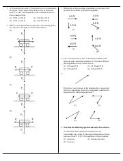 Vectors 1 a 50 newton force and a 70 newton force act vectors 1 a 50 newton force and a 70 newton force act concurrently on a point as the angle between the forces is increased from 0 to 180 the ccuart Gallery