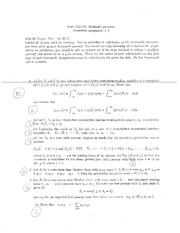 Homework 5 Solutions- INT Based Problems