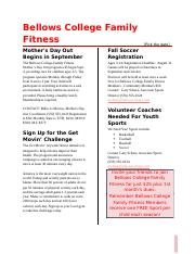 Completed Fitness News - Allen.docx