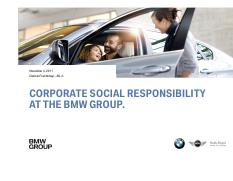 03_Social responsibility at the BMW Group Feuchtmayr