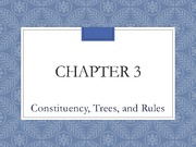 Chapter 3 Slides - 461 Summer 2014