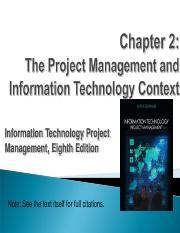 Itec 3505 project management york university course hero 44 pages itpm8ch02pdf itpm8ch02pdf york university project management fandeluxe Choice Image