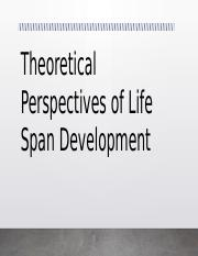 Chapter 1.2 - Theoretical Perspectives of Life Span Development (1).pptx