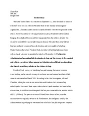 advocacy paper final   john kim writing  c the war in iraq the    most popular documents for writing