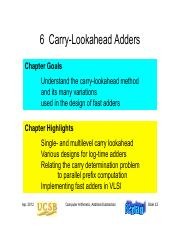 Chapter 06 Carry-Lookahead Adders.pdf