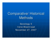 Soc_5_Historical_Comparative_Nov_27_2007