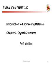lecture6-Ch3_4 crystal structures_0917
