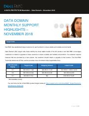 docu91715_Data-Domain-Monthly-Support-Highlights_November-2018.pdf
