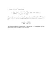 Phys 181b Problem Set 13 Solution