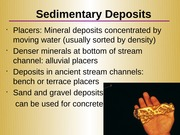 Lecture 9 - Mineral Resources(1)