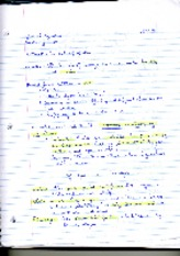 BIOL 2323 Notes Chapters 1-2