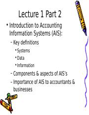 Lecture 1 S1 17