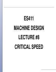 ES411 Lecture 8 Critical Speed 3T 12-13(1)