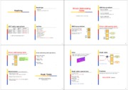 Lecture 9 - Hashing 4 slides per page
