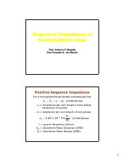 Lecture 2 Sequence Impedance of Transmission Lines.pdf