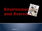 Environment and Exercise.pptx