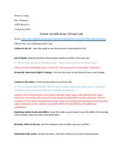 Ocean Acidification Virtual Lab.docx