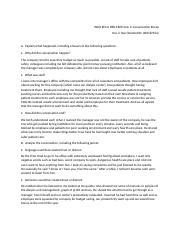 Wgu Leadership Task 1