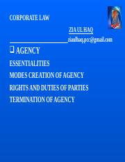 AGENCY.ppt