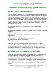 The HolisticApproachChronicFatigueSyndrome.pdf