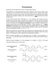 MoM Lab Photoelasticity Notes