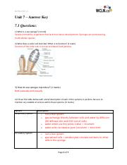 Life Sciences:Biology 11 WCLN - Unit 7 ~ Learning Guide Answer Key.pdf