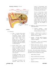 3.1 Physiology of Hearing (Dr. Cruz) - Jcelimpin 2011.pdf