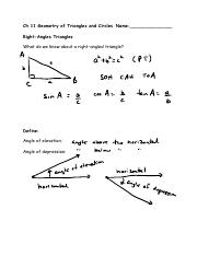 Lesson 1 Right Triangles and Sine Law COMPLETE.pdf