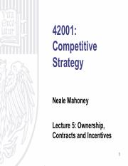 Lecture 5 - Ownership Contracts and Incentives.pdf