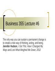 Business 355 6.ppt