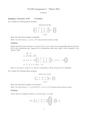 Assignment 4(Solutions)