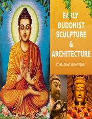 Notes on Buddhist Architecture & Sculptures