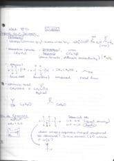 Chapter 1 Orgo 1 Class notes