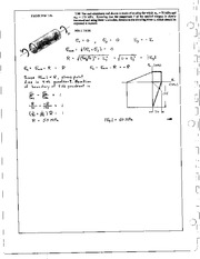 849_Mechanics Homework Mechanics of Materials Solution