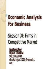 Session11-Firms in Competitive Market.ppt