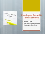 Employee Benefits and Services 102115.pptx