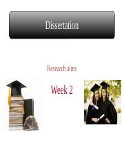 Week 1 Topic 2 Research aims.pptx