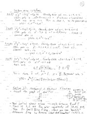 Lecture 20 on Cauchy-Euler Equations, Mechanical and Electrical Vibrations
