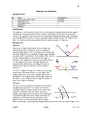 57 Reflection Refraction (1)