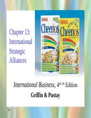 Int'l Business Griffin13 (L) SEPT 2013