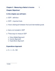 CHAPTER 5 - GDP B