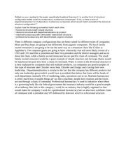 mgt 330 management for organizations week 1 quiz