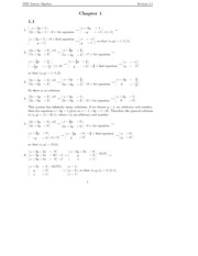 Math 33A Answer KEy