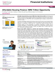 Affordable Housing Finance_ INR6 Trillion Opportunity.pdf
