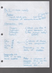 Lecture 4 Notes BIOL 1408