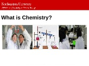What is Chemistry(1)