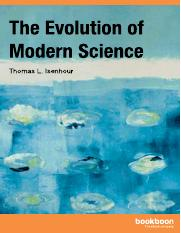 the-evolution-of-modern-science