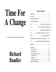- Time For A Change OCR v1.00 - Richard Bandler.pdf